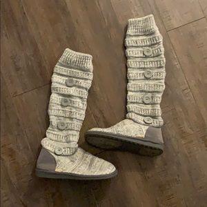 Muk Luks Cardi Boots